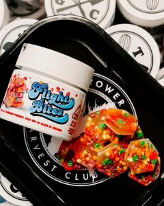 grower-circle-flight-bites-rosin-infused-gummies-nevada-made